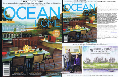 Ocean Home Magazine, April-May 2013