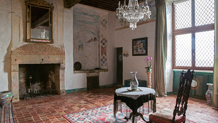 17th Century Chateau, Gers, France